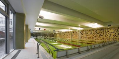 Tallinn English College Swimming Hall