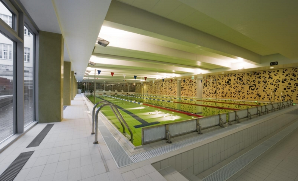 Tallinn English College Swimming Hall