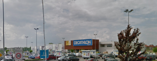 Decathlon Targowek (Poland)