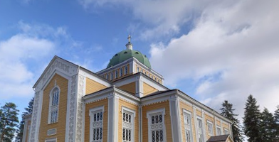 Kerimäki church