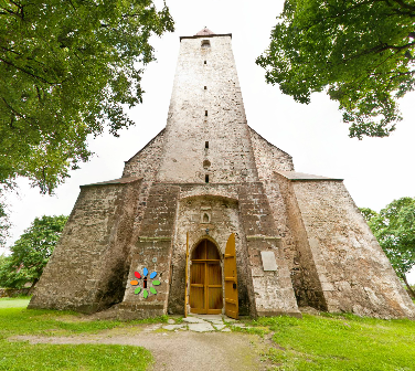 St. Jacob's church, Saaremaa
