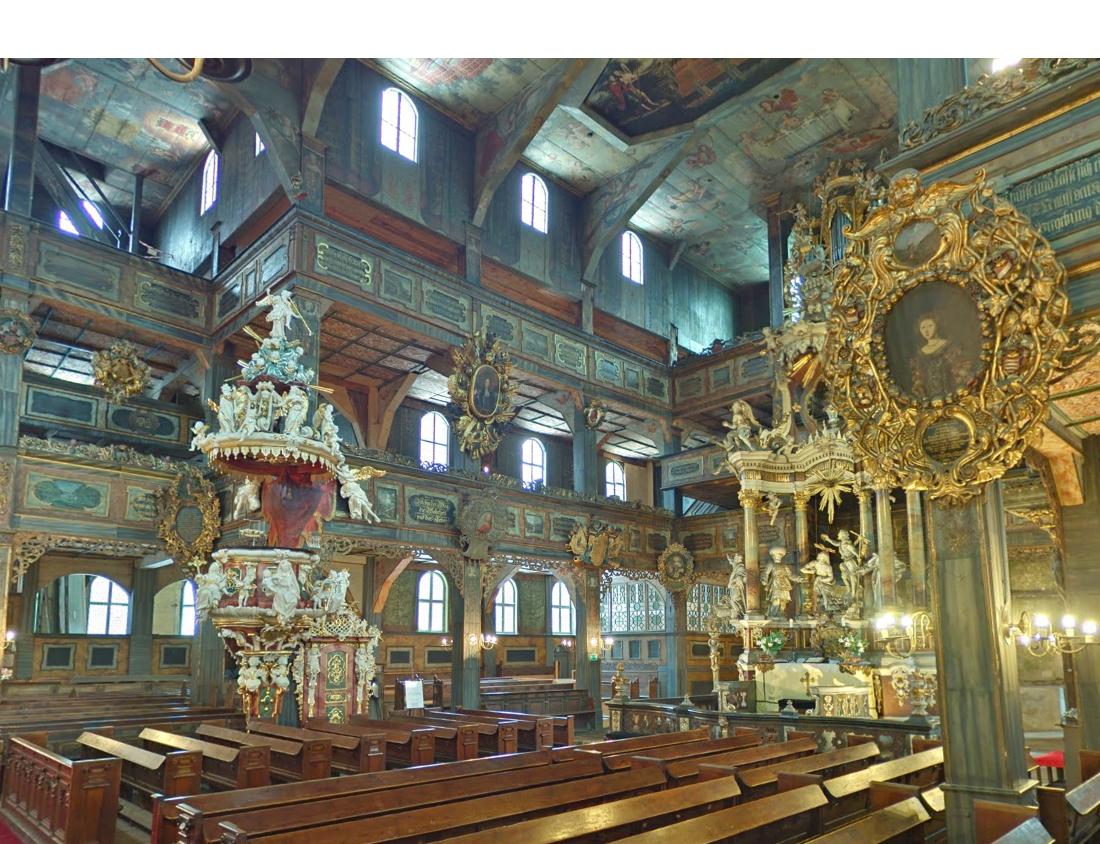Church of Peace in Swidnica